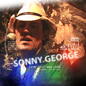 Sonny George live in the UK